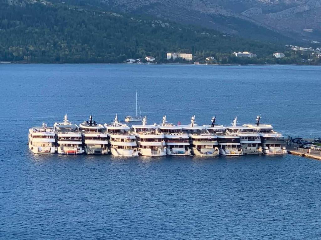 Trabakuli u Korčuli