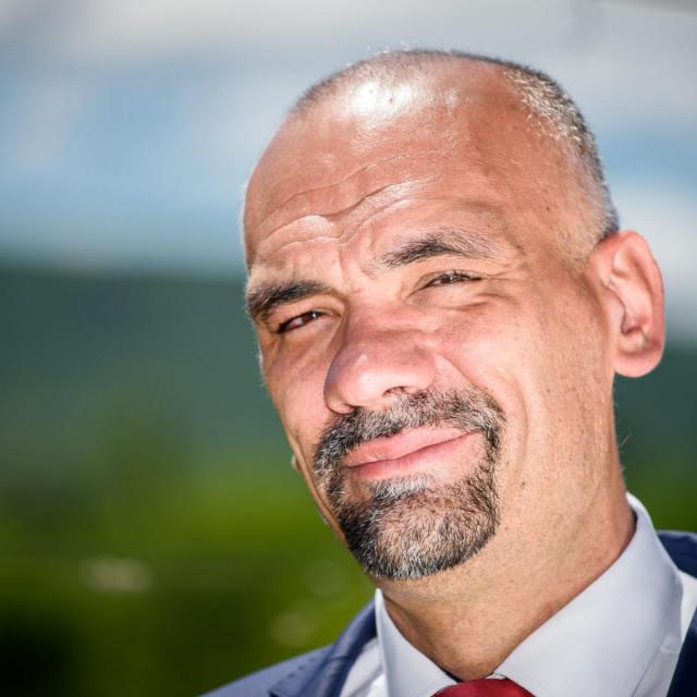 Župan Marko Jelić