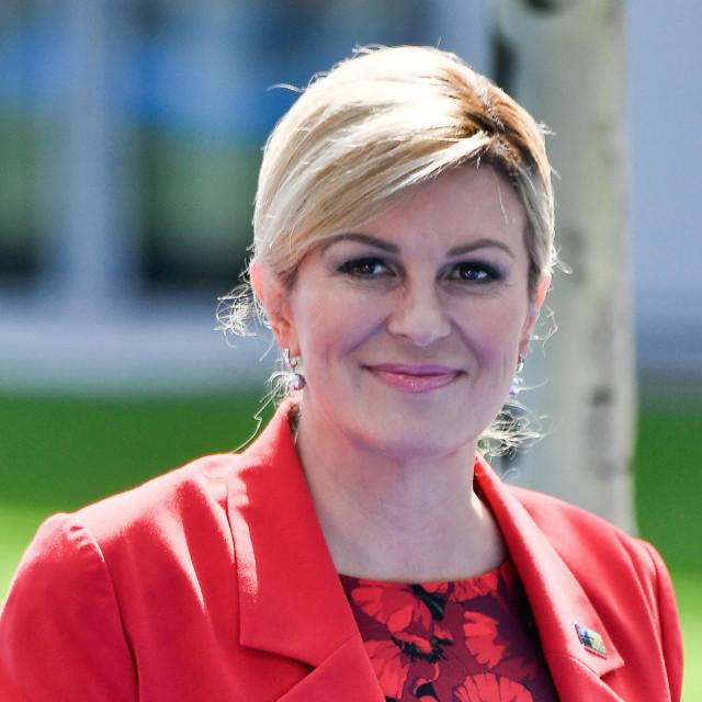 Bivša hrvatska predsjednica Kolinda Grabar-Kitarovićčlanica je MOO-a