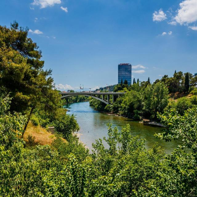 Voda s Morače ne dopire do parka na Gorici