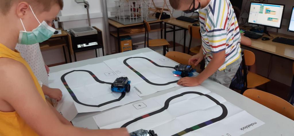 Radionice tehničkih aktivnosti nastavit će se i tijekom školske godine