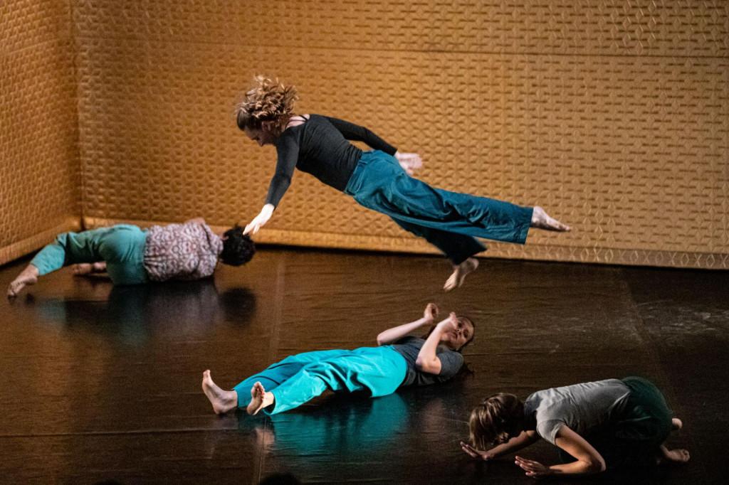"""Plesna predstava """"Skupa"""" u koprodukciji Umjetničke organizacije 21:21 i mreže Pan-Adria izvedena je 8. kolovoza u Lazaretima"""
