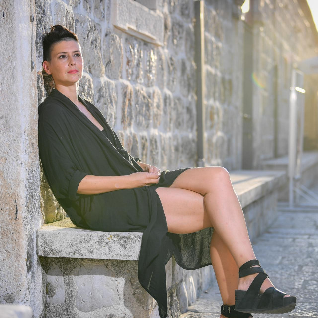Specijal DV Dubrovnik, 08.08.2021. Petra Hrascanec plesacica.