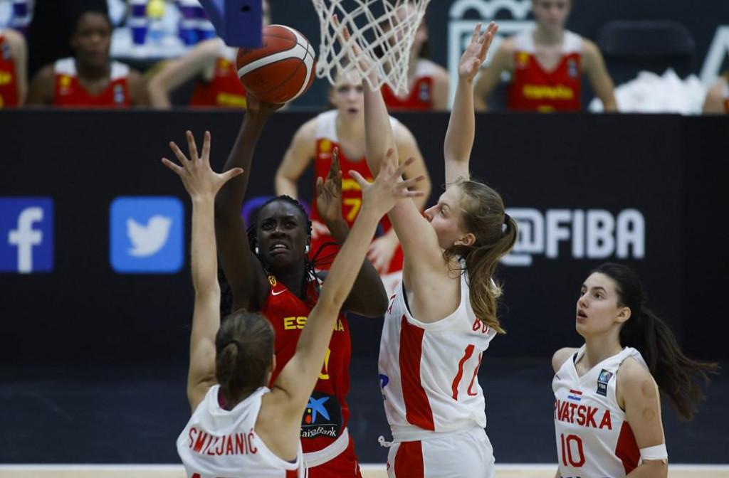 Španjolska je u 3. kolu bila bolja od Hrvatske sa 69:38
