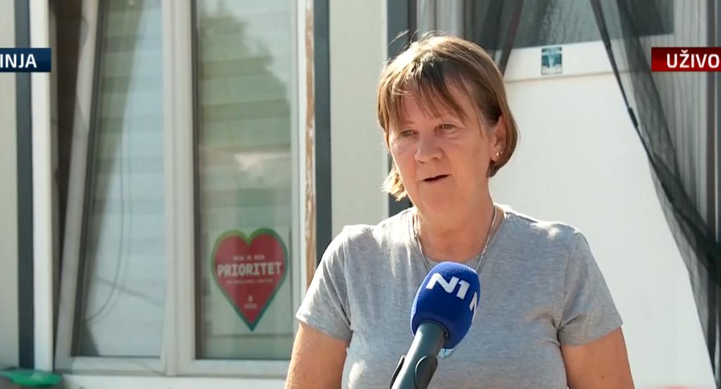 Marijana Polak iz Petrinje o životu nakon potresa