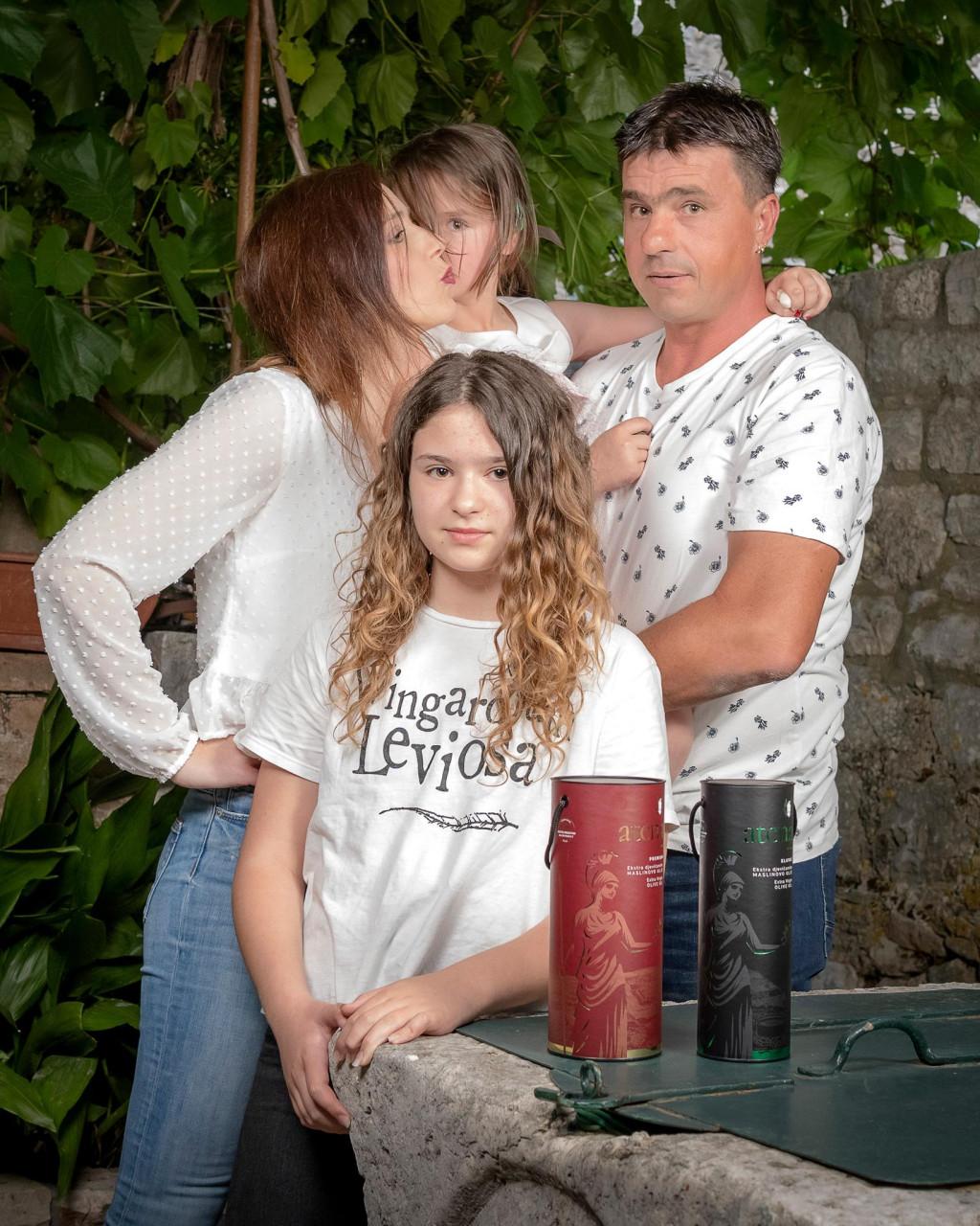 Obitelj Plenković cijeli je život posvetila maslinarstvu