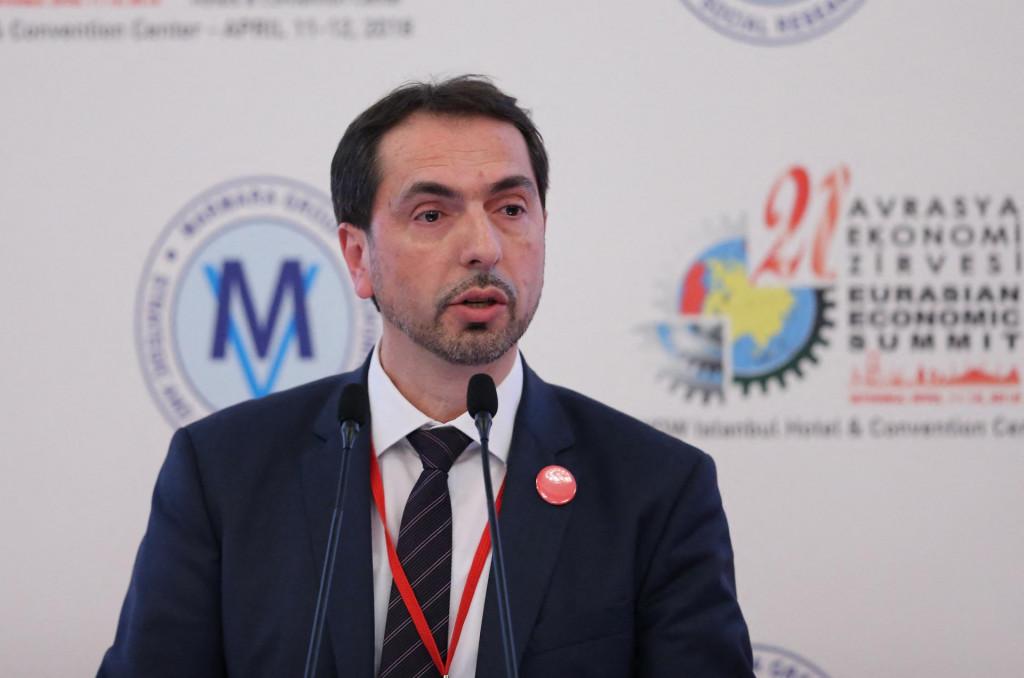 Marinko Čavara, predsjndik Federacije BiH