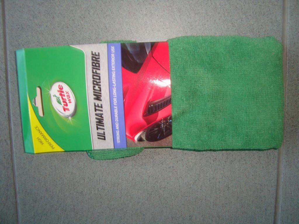 TURTLE WAXUltimate Microfibre Terry Cloth