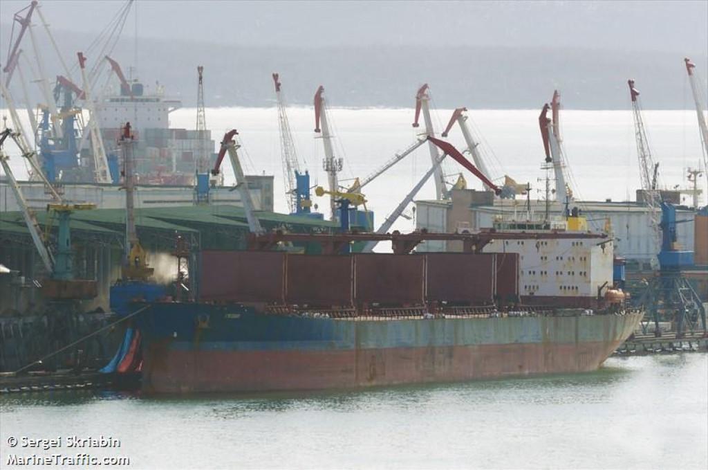 Bulk carrier Trogiru vlasništvu kompanije Jadroplov