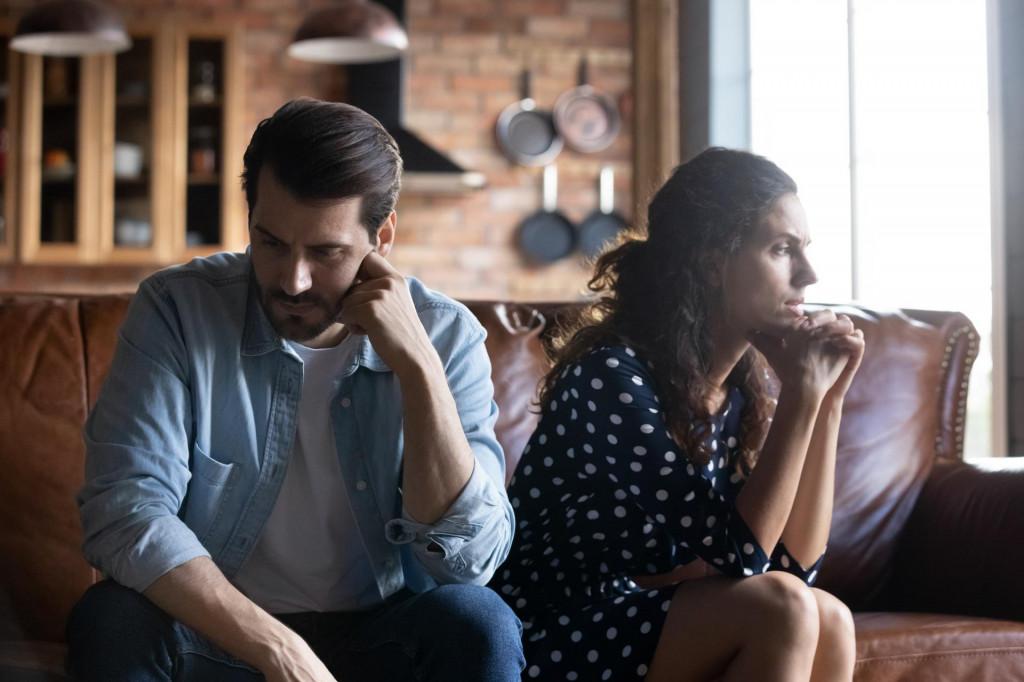 Parovi se svađaju, to je normalan dio veze, jer riječ je o dvoje različitih ljudi