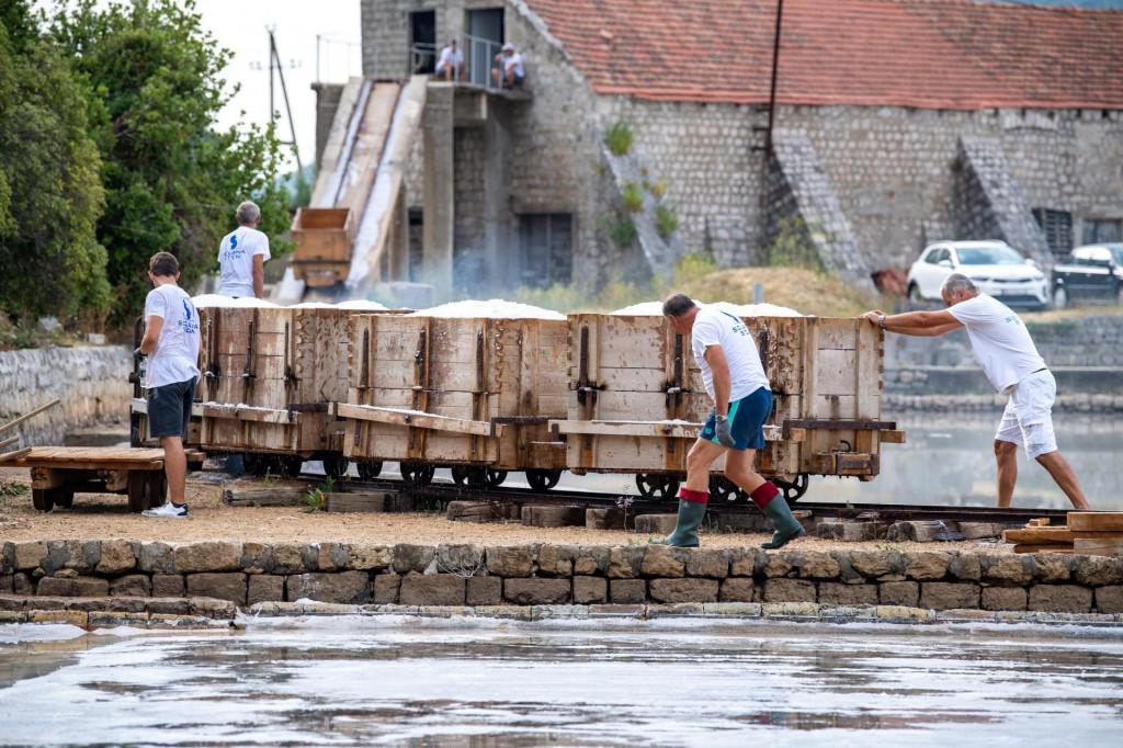 Ekološka sol iz Stona mogla bi postati izvorni hrvatski brend