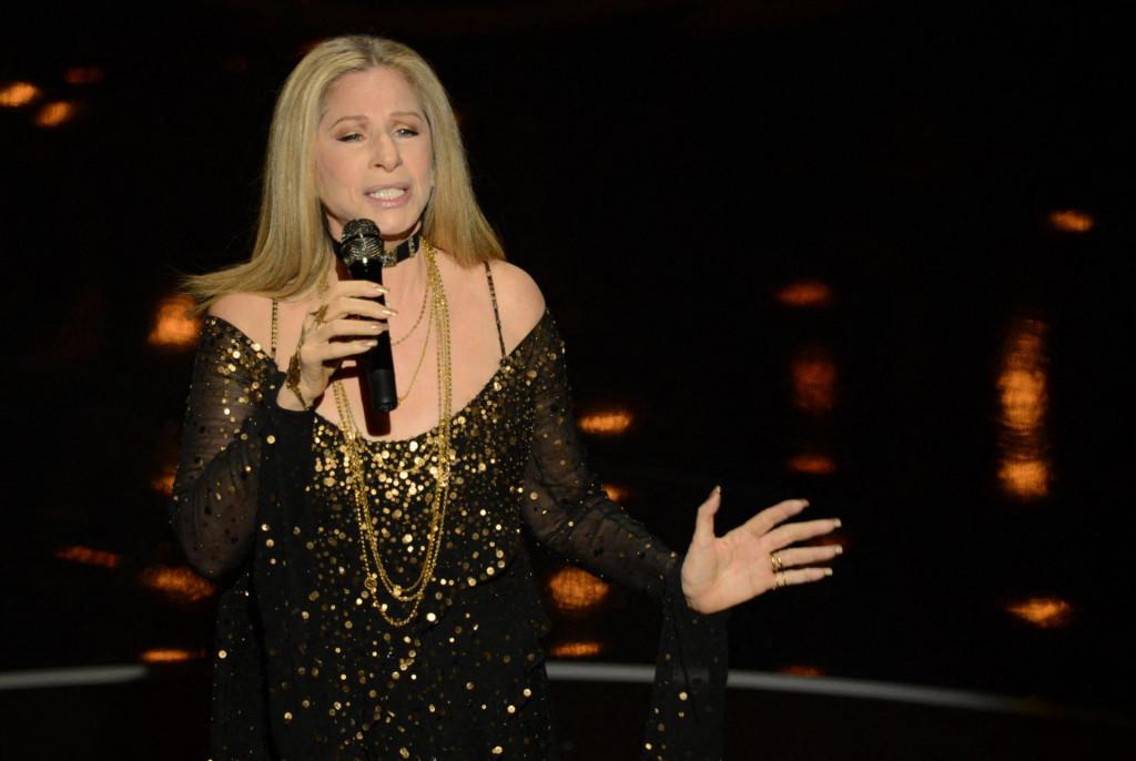 Pjevačica i glumica Barbra Streisand