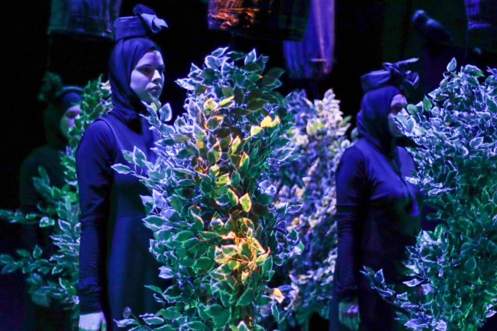 Studentski teatar Lero izveo je predstavu Jugo autora i redatelja Davora Mojaša