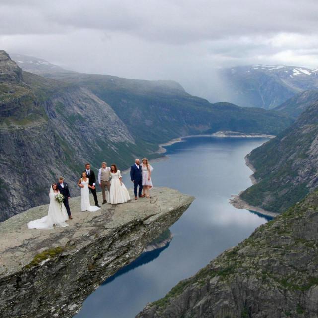 Vjenčanje na planini