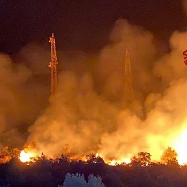 Prizori požara koje Talijani već dugo gledaju