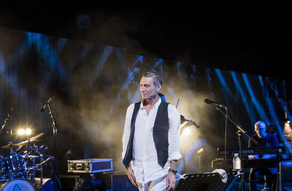 Massimo Savić održao je koncert na tvrđavi Svetog Mihovila<br />