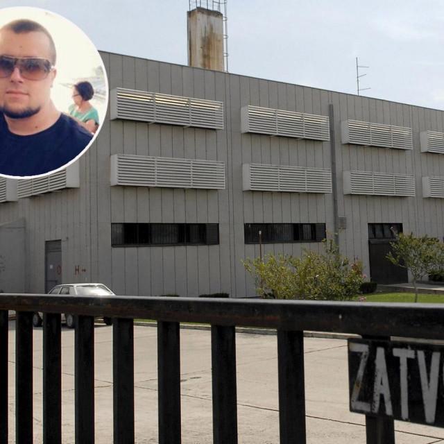 Optuženi za ubojstvo Sandro Firić je u istražnom zatvoru na splitskim Bilicama