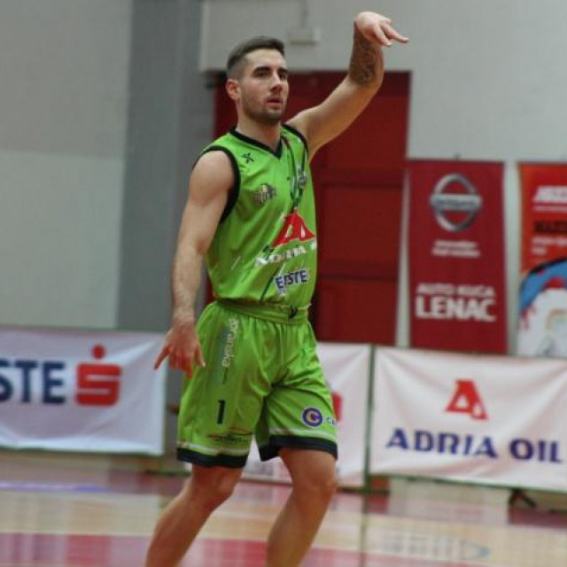 Adnan Arslanagić novi je igrač Šibenke