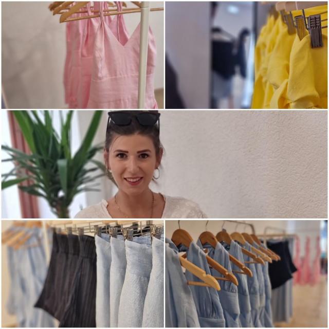 Minimalistička moda Doris Farac, 'Portico' koja se brine o prirodi, etici i udobnosti