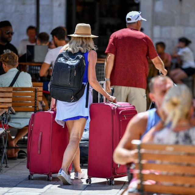 Trenutačno u Dubrovniku boravi 20.676 turista