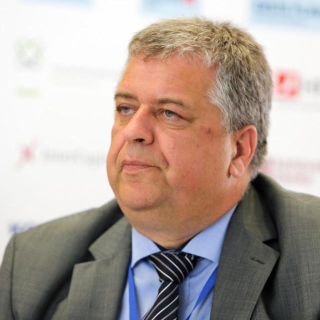 Miroslav Jeličić Purko, jedan od dioničara Jadroplova