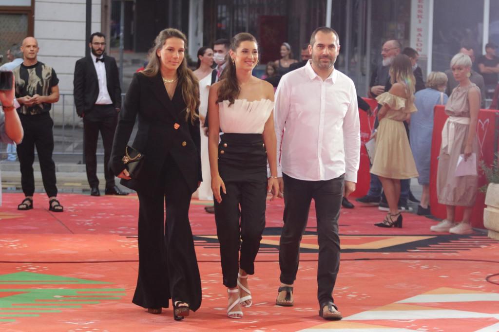 Antoneta Alamat Kusijanović i Danica Čurčić