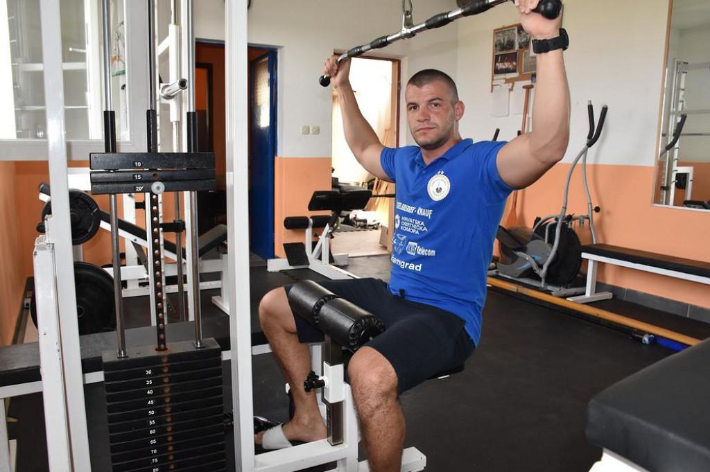 Antonio Mihaljević, kapetan pobjedničke ekipe Stabline na Maratonu lađa 2021.