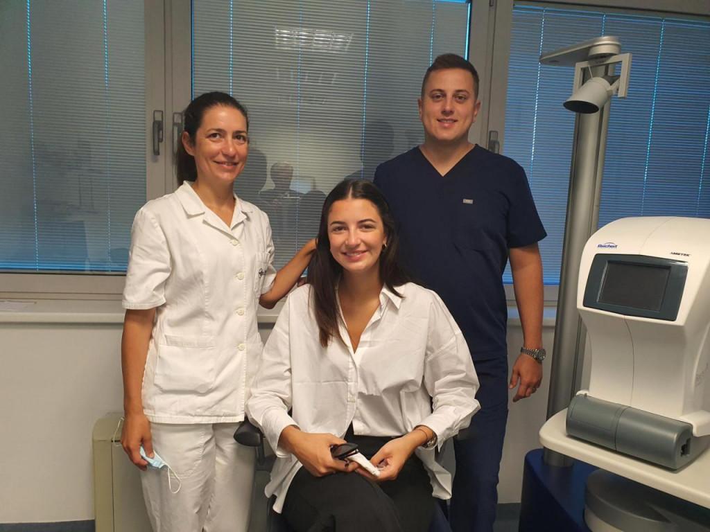 Dr. sc. Maja Bohac, dr. med.; Ora Antonia Ivanišević; dr. Krešimir Gabrić