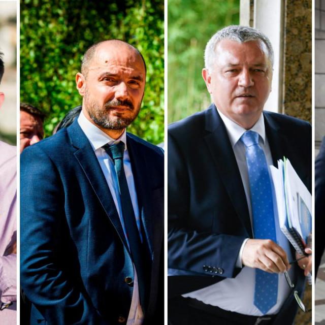 Minulog vikenda najlakše je bilo organizirati sastanak hrvatske Vlade na šibenskom području!