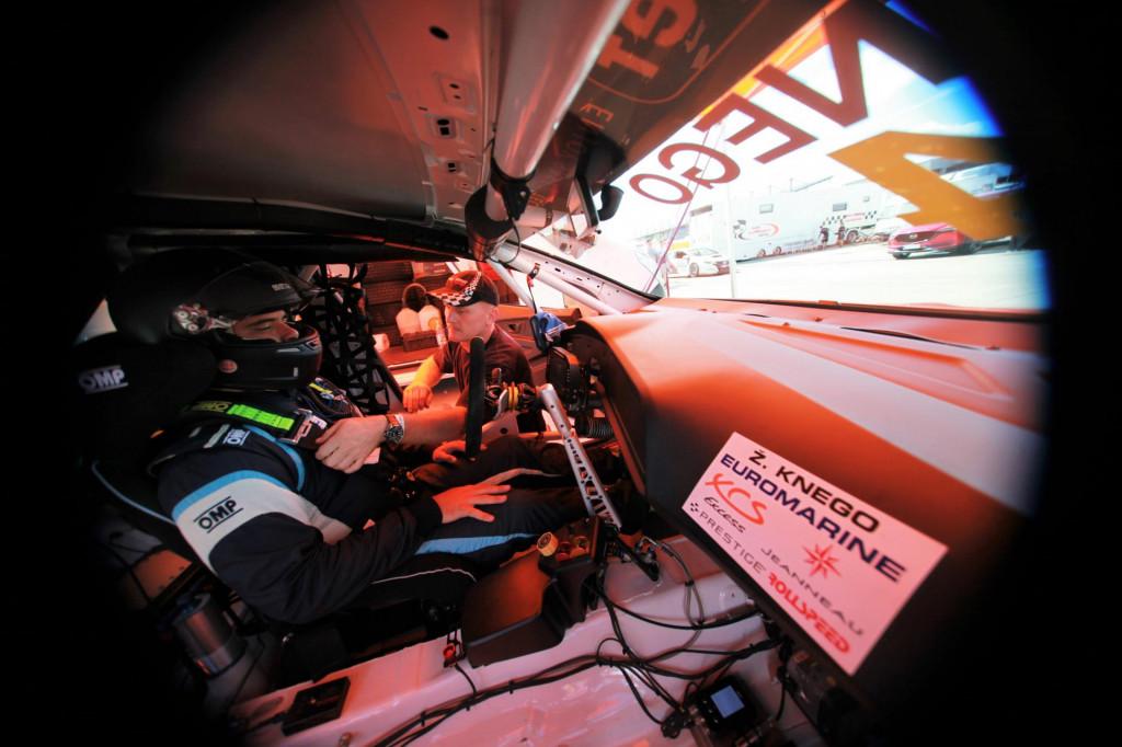 Priprema za trku - Žarko Knego (Dubrovnik Racing)