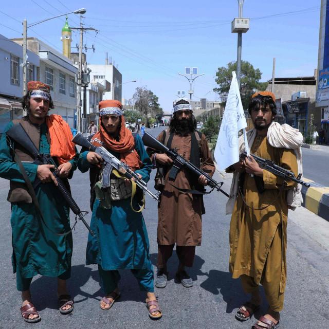 Talibanima bi moglo ponestati novca za promjenu garderobe