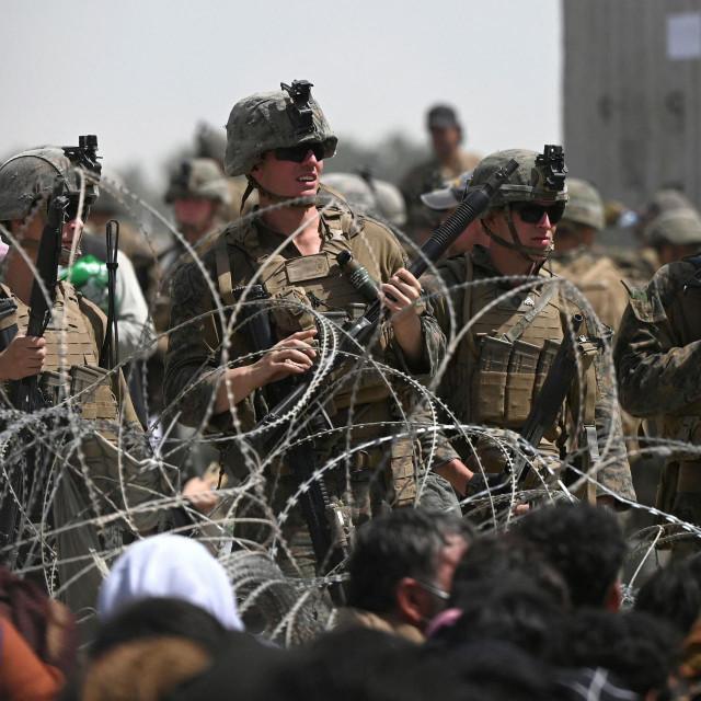 Afganistanski režim koji su iza sebe ostavili Amerikanci potrajao je jedva nekoliko tjedana