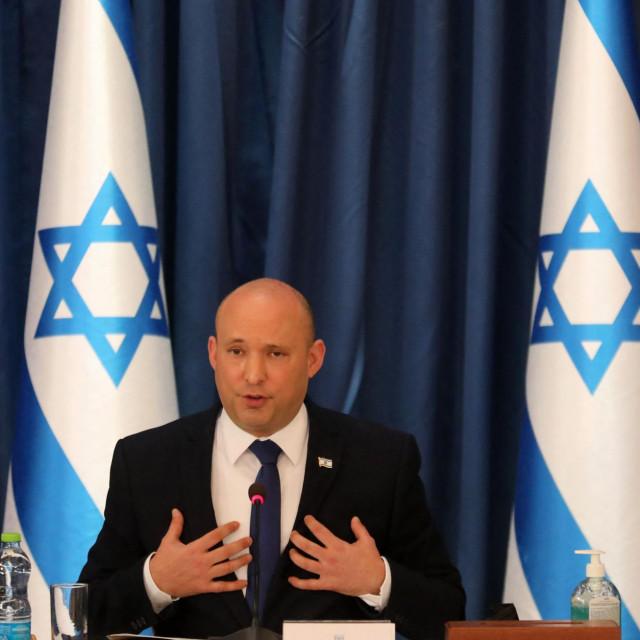 Izraelski premijer Naftali Bennett novi je zakon nazvao sramotnim zanemarivanjem sjećanja na holokaust