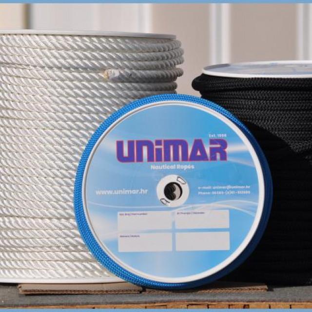 Konop Unimar dobro će obaviti svoj zadatak čuvanja plovila