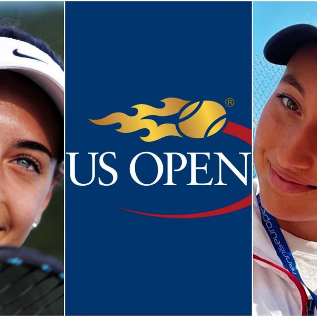 Ana Konjuh i Lucija Ćirić Bagarić - dvije Dubrovkinje na US Openu, posljednjem Grand Slam turniru sezone, jedna u seniorskoj, a druga u juniorskoj konkurenciji