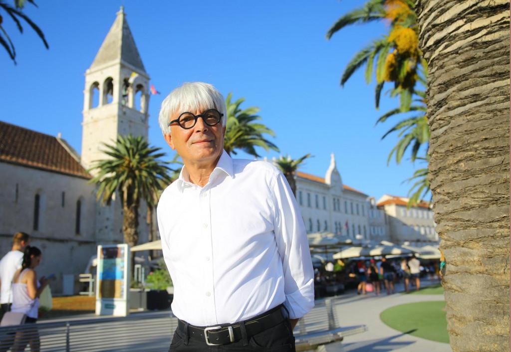 'Kad god bi šeta Trogiron, ma nije bilo dana da me neko ne ferma i pita jesan li ja vlasnik Formule jedan!' priznaje Ivan Dražić