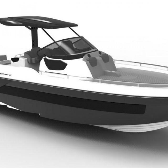 Ranieri NEXT 330 LX - ovakav dizajn neće proći nezapaženo
