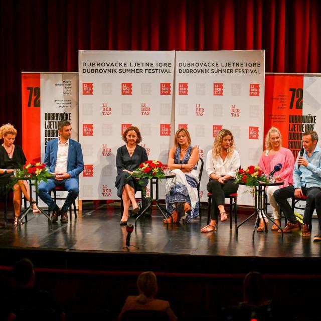 Nikola Dobroslavić, Ivana Medo Bogdanović, Nina Obuljen Koržinek, Dora Ruždjak Podolski, Diana Damrau, Ivan Repušić, Nicolas Testé