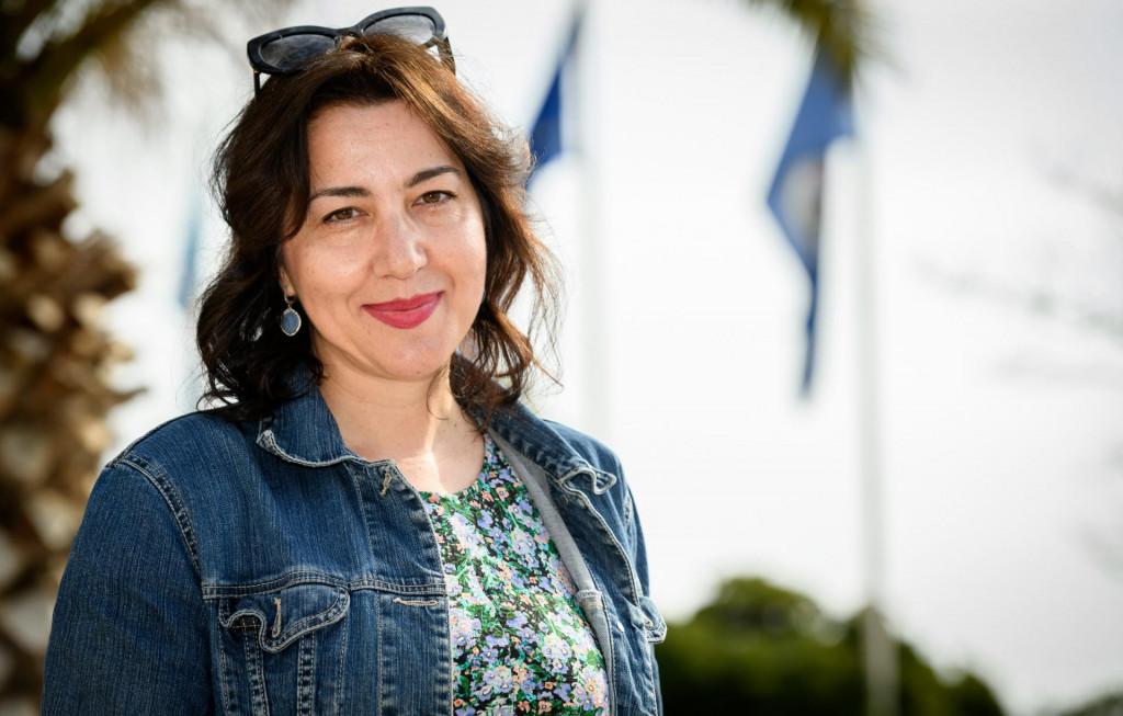Olja Runjić, direktorica Šibenskih književnih ura - Škura