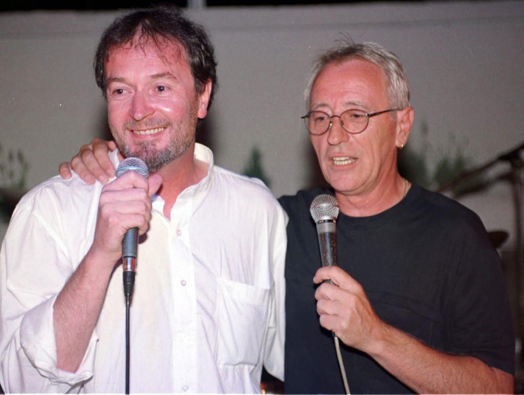 Jure Stanić i Oliver Dragojević