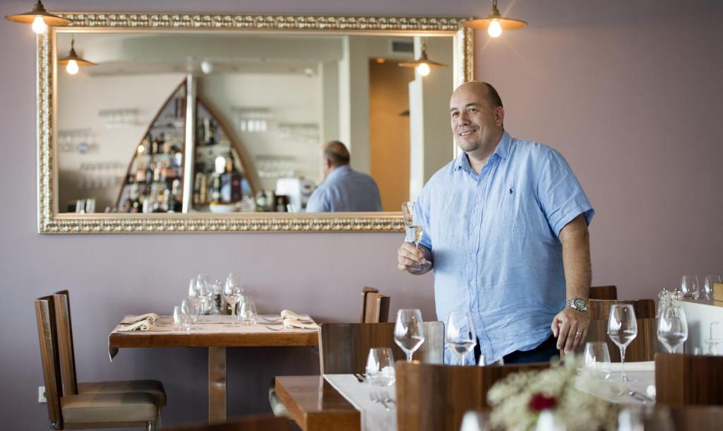 Ivo Vrdoljak, vlasnik restorana 'Zrno soli'<br />
