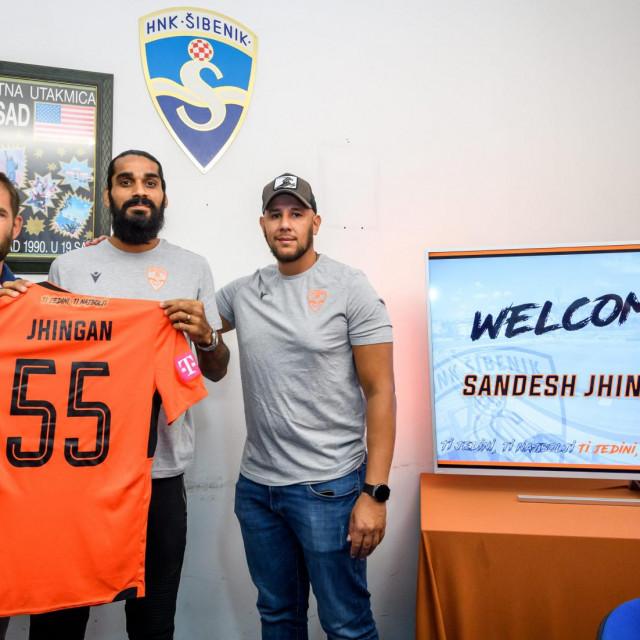 Igrači stižu iz cijelog svijeta a zadnji je Indijac Sandesh Jhingan<br />