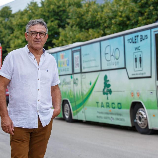 Tomislav Pijuk, direktor i vlasnik tvrtke 'Eko-usluge' d.o.o.
