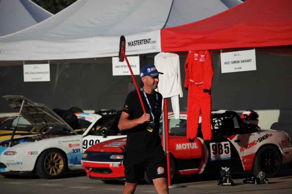 Đivo Franić lovi naslov prvaka u grupi 'N' u prvenstvu Hrvatske na brdskim stazama, a s klubom, Dubrovnik Racingom, brani naslov prvaka