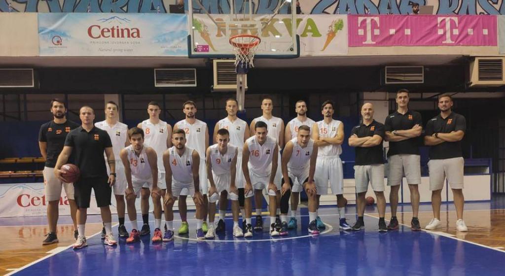 Košarkaši Šibenke sudjeluju na memorijalnom turniru u Zadru