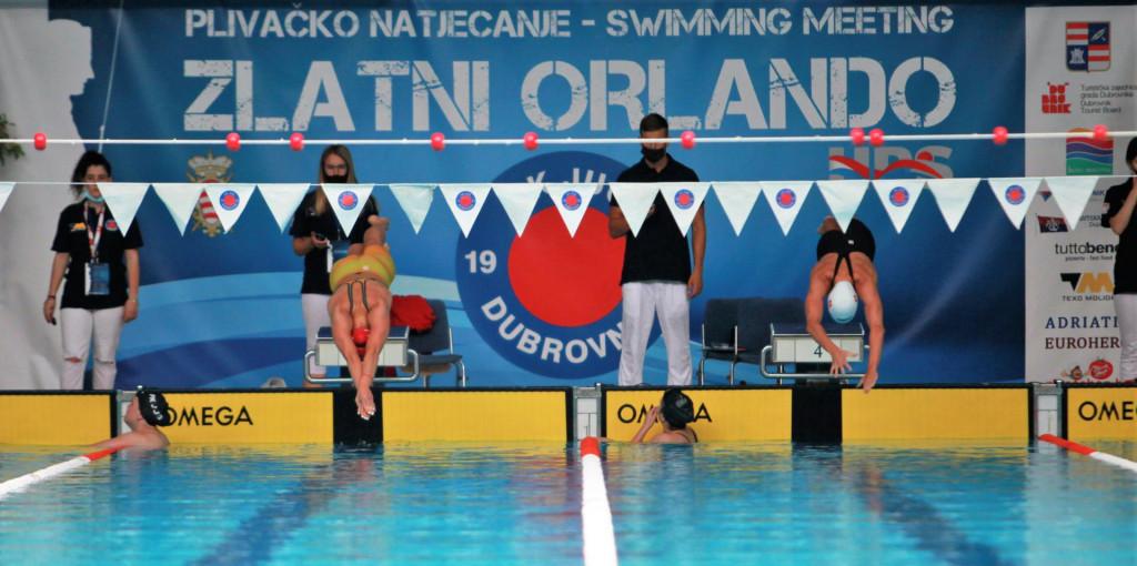 Međunarodni plivački miting 'Zlatni Orlando'