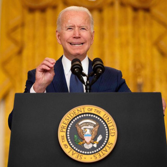 Joe Biden: Postavi ratnika na čelo vojske i mijenjaj percepciju