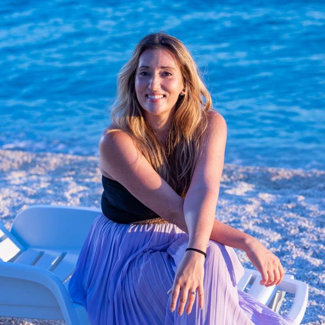 Bruna Bajić: Kao i kod Dina, ista strast za osobnim napretkom i ostvarenjem živi i u meni