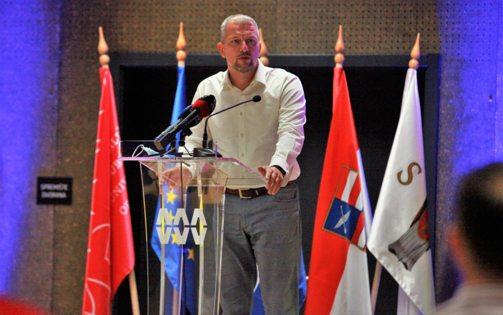 Roberto Krile, novi predsjednik Malonogometnog kluba Square