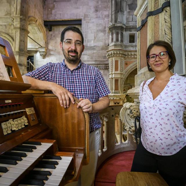 Pavao Mašić i Tina Banovac